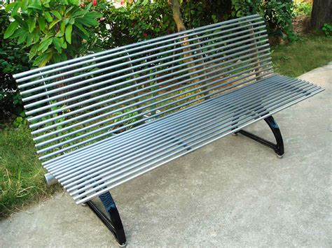 bench metal outdoor metal park benches outdoor park