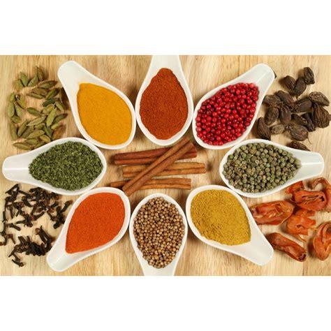 epice cuisine tableau cuisine herbes et épices color stickers