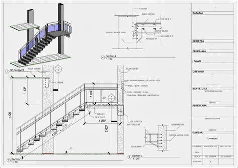 tangga architect student  egrafis
