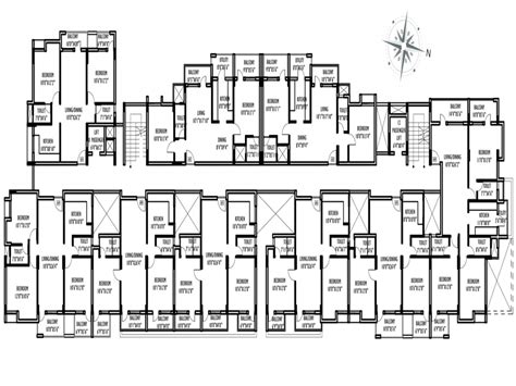 family floor plans multi family compound house plans family compound floor