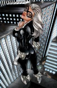 Black Cat Marvel