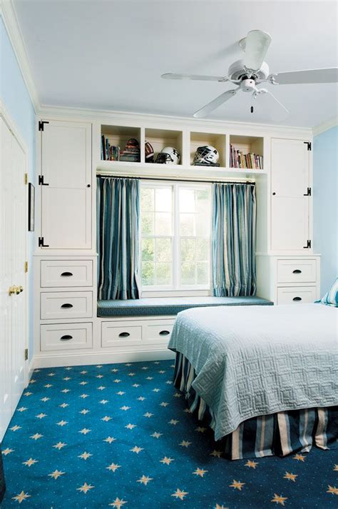 Bedroom Cabinet Design For Small Spaces by Built Ins Around Window The Cabinet Style House