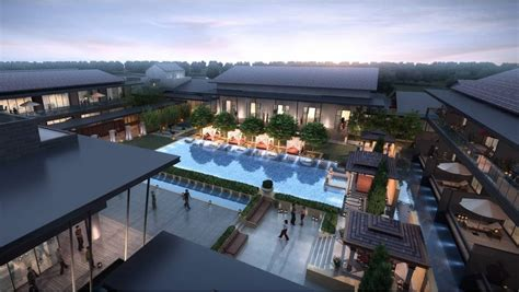 Sky Villa In Nanjing by Dusit Thani Signs New Nanjing Hotel Business Traveller