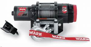 Warn Rt25 Atv Winch Part No  75000  Replaced By 90250