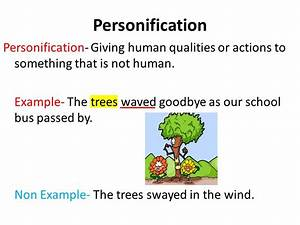 samples of personification what is personification ...