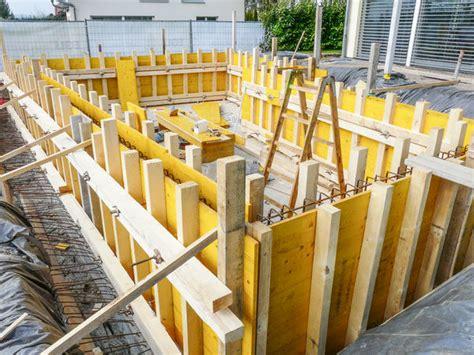 Betonarbeiten Für Den Garten by Baumeisterarbeiten Betonarbeiten
