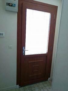 Poser Une Porte D Entrée En Rénovation : jds r novation porte d 39 entr e m lilot en bois aspect ~ Dailycaller-alerts.com Idées de Décoration