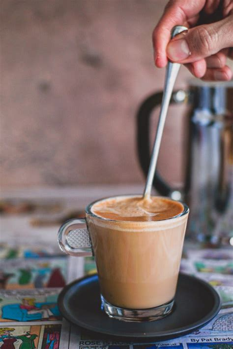 Testing wordpress and getting there i hope. Dairy Free Piccolo Latte   BAUMASSFOODS Recipe