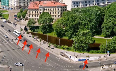 Koku stādīšana 13.janvāra ielā   Iedzīvotāji Rīgas ...