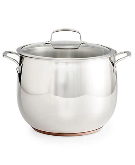 belgique copper bottom  qt stockpot  lid created