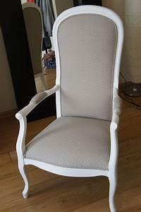 Fauteuil Style Voltaire : 12 best images about voltaire restauration fauteuil on pinterest sculpture bandeaus and toile ~ Teatrodelosmanantiales.com Idées de Décoration