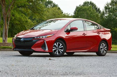 2017 Toyota Prius Prime Test Drive Review