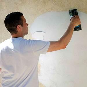 Comment Lisser Un Mur : comment lisser un cr pi de fa ade bricobistro ~ Dailycaller-alerts.com Idées de Décoration