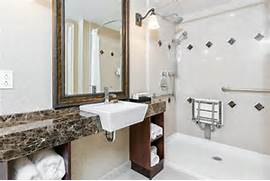 Alongside Roll In Shower And Handicap Accessible Bathroom Designs 301 Moved Permanently Wheelchair Accessible Bathroom By Harth BuildersUniversal Design Style Home Design Idea Bathroom Designs Elderly Handicapped