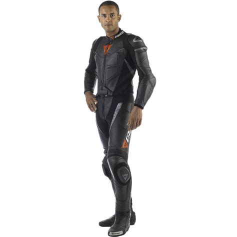 motorcycle suit mens motorcycle suit dainese avro div 2 piece mens black