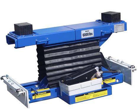 New 6000 Lb Kernel Hydraulic Rolling Sliding Bridge Air