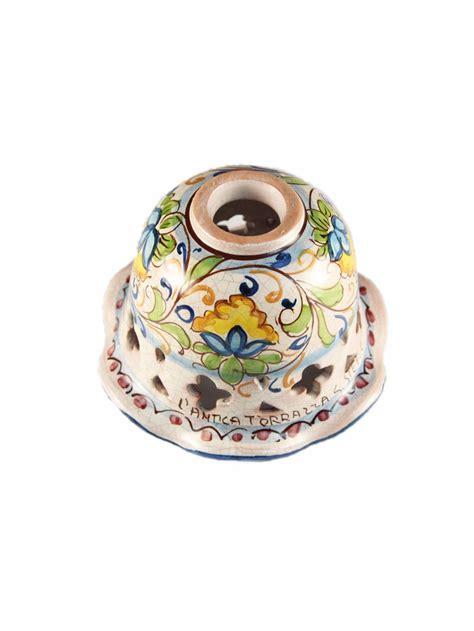 Applique Rustici by Applique Rustico In Ceramica Siciliana 1 Luce Destro