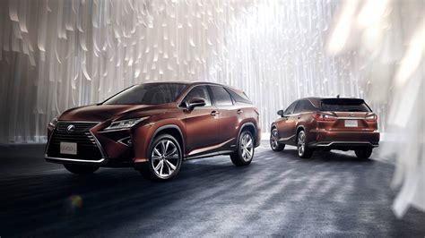 Lexus Rx Wallpapers by 2018 Lexus Rx 450hl 4k 2 Wallpaper Hd Car Wallpapers