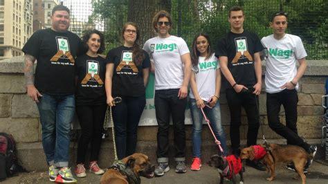 wag dog walking walker meltzer york walkers uber launch jason viner joshua blazin business