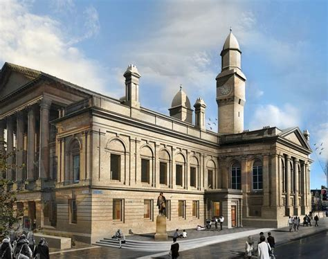 Paisley Town Hall transformation set in motion : February ...