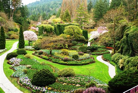 images of gardens butchart gardens sunken garden bigskyartisans s blog