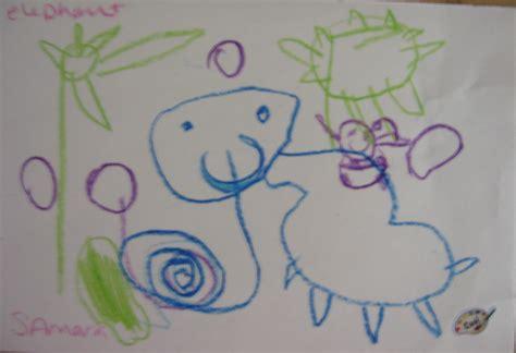 art instructor danica papali  love childrens art