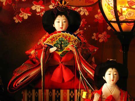 japanese doll wallpaper gallery
