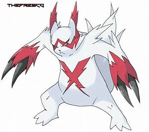 Mega Zangoose by TheFresco on DeviantArt