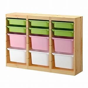 Ikea Boxen Regal : ikea trofast aufbewahrung mit boxen kiefer spielzeug ~ Articles-book.com Haus und Dekorationen
