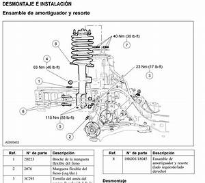 Manual De Taller Diagramas Ford Escape 2001