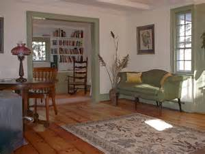 the livingroom the living room at the farmhouse