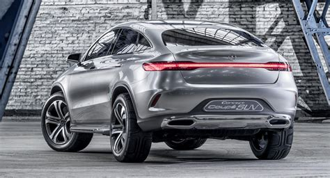 similar  mercedes concept coupe suv   bmw