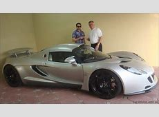 1200 HP Hennessey Venom GT sold to Dubai resident photos