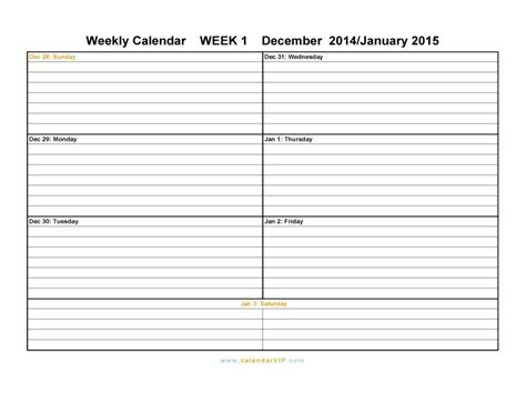 calendar templates weekly 2016 free weekly calendar templates helloalive