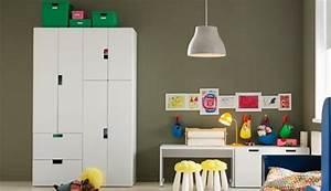 Ikea Schrank Kinderzimmer : aufbewahrungssysteme f r kinderzimmer wie z b stuva aufbewkomb t ren schubladen wei ~ Orissabook.com Haus und Dekorationen