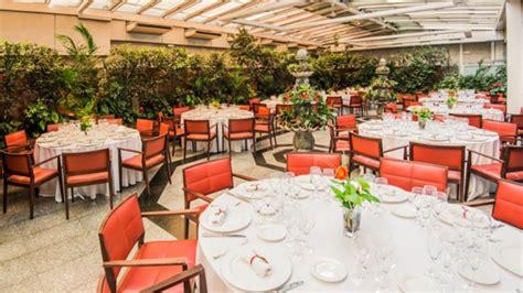 restaurant jardin metropolitano vp hoteles  madrid