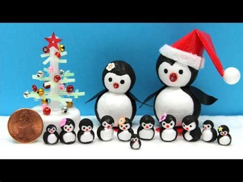 diy projects  kids     mini penguins family