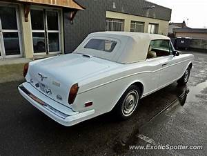Rolls Royce France : rolls royce corniche spotted in le touquet france on 02 14 2014 ~ Gottalentnigeria.com Avis de Voitures