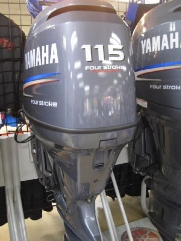 Yamaha Outboard Motors For Sale In Wisconsin by Used 2010 Yamaha F115x For Sale In Port Moody