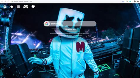Marshmello Video Hd Wallpapers & Backgrounds