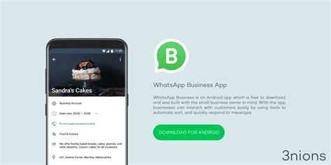 introducing whatsapp business app for android now available in india 171 3nions