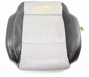 Front Seat Cushion Leather Cover  U0026 Foam 02-05 Vw Beetle Turbo S