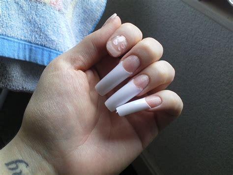nails  jo   acrylic nail application