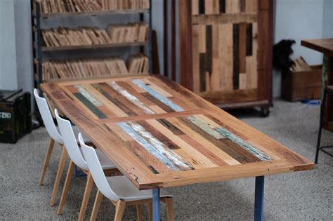 recycled timber chairs custom furniture collection of past and present