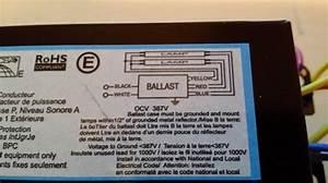 Ballast Wiring Help Needed