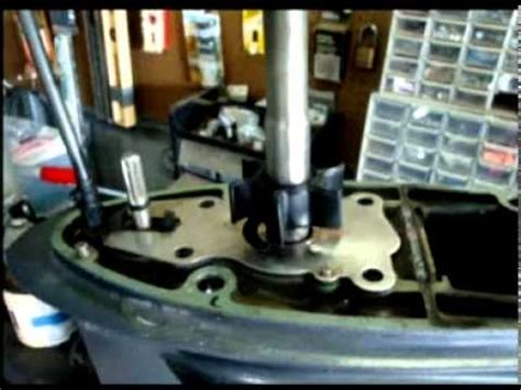 Force Buitenboordmotor 70 Pk by How To Replace Water Pump Impeller On 1999 Yamaha 50 Hp