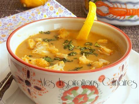 soupe de fenouil chorba de poisson le cuisine de samar