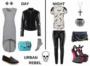 Fashion, Well Done: TREND ALERT - URBAN REBEL
