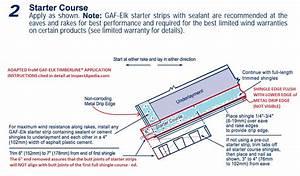 Asphalt Shingle Roof Installation Procedures