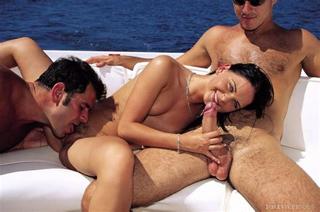 #Threesome #Sex #On #Vacation